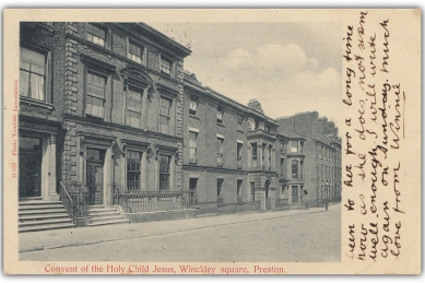 12a-West-Convent-of-the-Holy-Child-Jesus-Winckley-Square-Preston-c.-1900