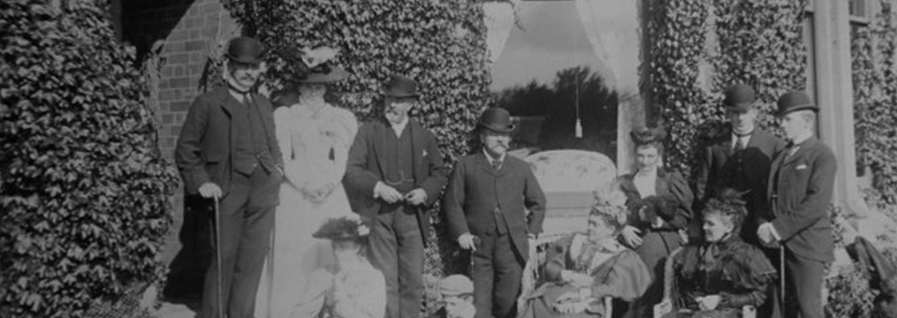 The Miller family, 1897