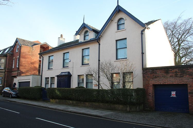 12 Ribblesdale Place, Preston