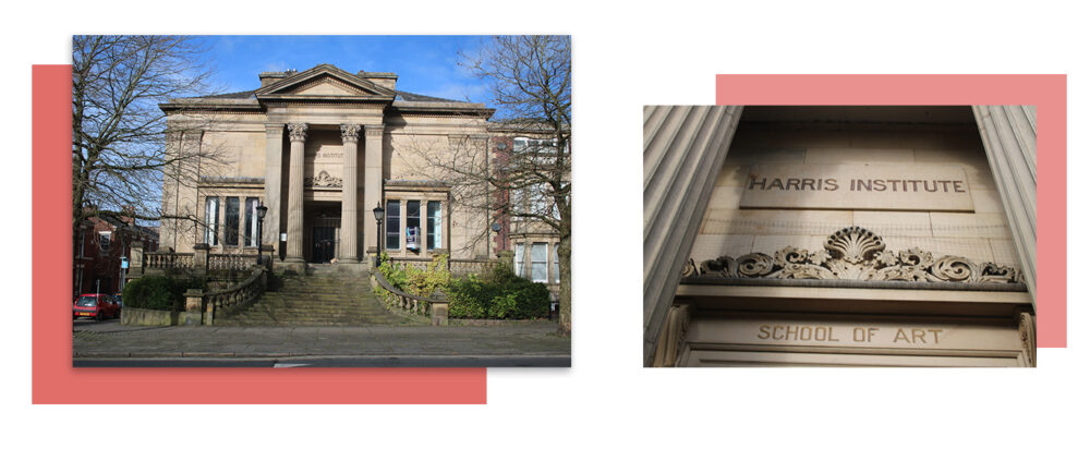 Photo: Steve Harrison. Preston's first art school, part of the city's educational heritage since 1847, was sold in 2009 for about £300,000 and continues to be vacant.