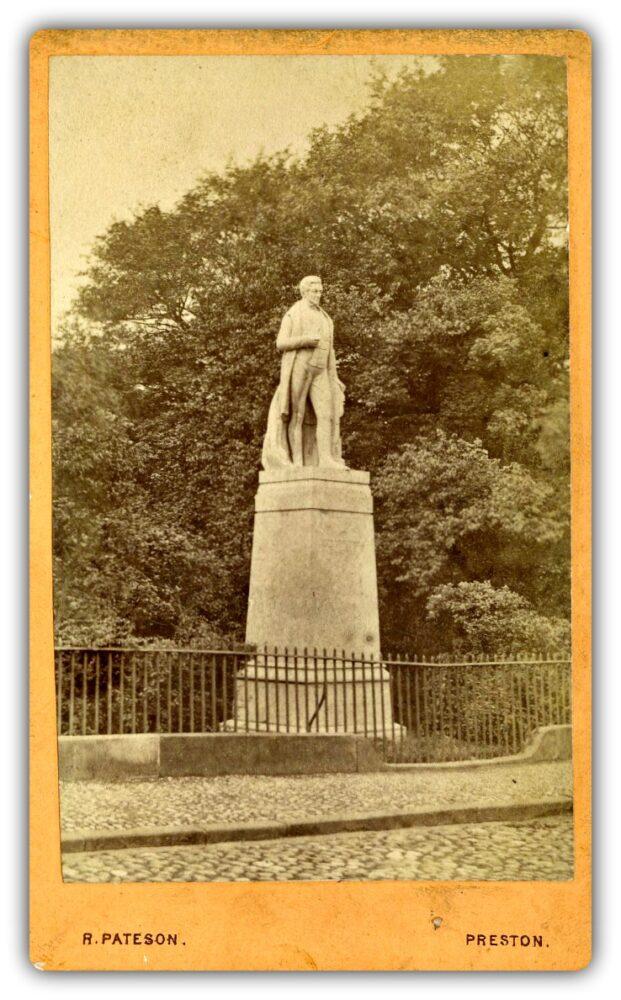 Photo taken by Robert Pateson, 50a Fishergate (1827-1910)