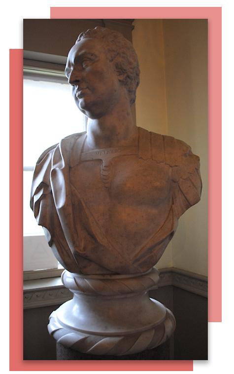 Bust of Aulus Vitellius: Thomas Duckett c.1850 A Historical Hiatus