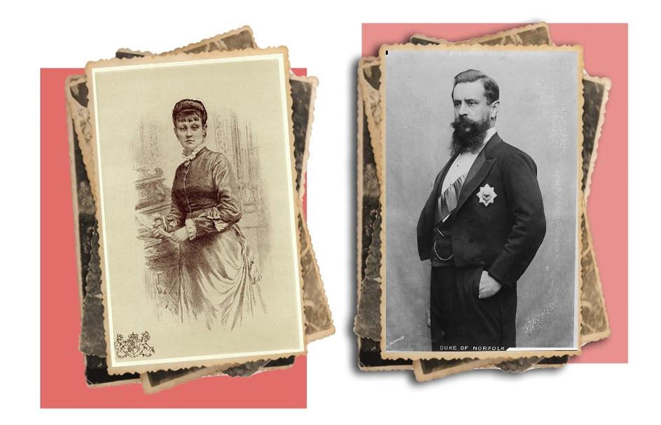 Henry Fitzalan-Howard, 15th Duke of Norfolk and Lady Flora Hastings: Wikipedia